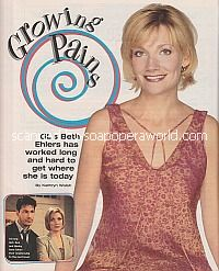 Interview with Beth Ehlers (Harley on the soap opera, Guiding Light)