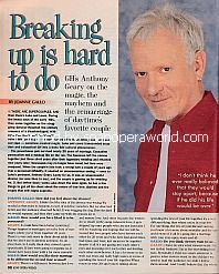 Interview with Anthony Geary (Luke Spencer on General Hospital)