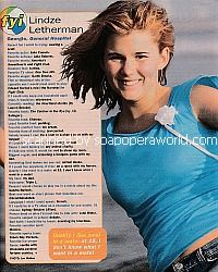 FYI with Lindze Letherman (Georgie on General Hospital)
