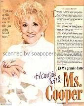 Jeanne Cooper (Kay, Y&R)