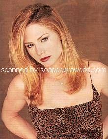 Sarah Brown (Carly, GH)