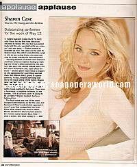 Sharon Case (Sharon, Y&R)