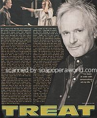 Interview with Anthony Geary of General Hospital