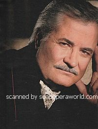 Interview with John Aniston of Days Of Our Lives - Soap Opera Weekly 1995