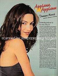 Applause, Applause for Vanessa Marcil of General Hospital