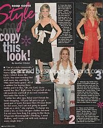 Copy This Look with Marcy Rylan (Lizzie on Guiding Light)