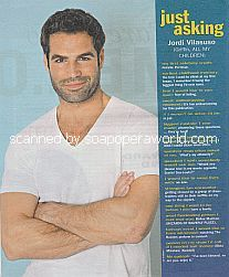 Just Asking with Jordi Vilasuso (Griffin on All My Children)