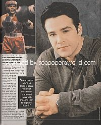 Interview with Nathaniel Marston (Al on One Life To Live)