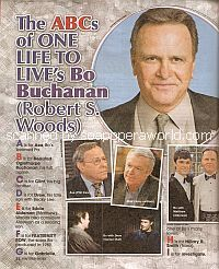 The ABCs of Bo Buchanan featuring Robert S. Woods of One Life To Live)