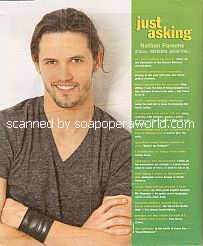 Just Asking with Nathan Parsons (Ethan on General Hospital)