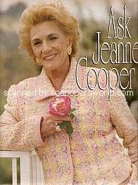 Interview with Jeanne Cooper (Kay Chancellor on The Young & The Restless)