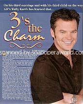 Interview with Wally Kurth (Ned on General Hospital)