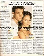Forbes March & Abigail Spencer (Scott & Becca, AMC)