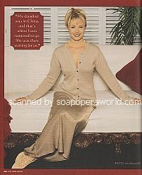 Interview with Kim Johnston Ulrich (Ivy Crane on the soap opera, Passions)