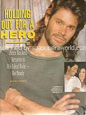 Peter Reckell (Bo Brady, DAYS)