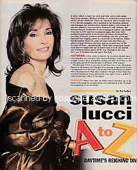 Interview with Susan Lucci of All My Children