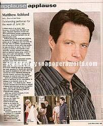 Matthew Ashford (Jack, DAYS)