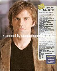 Trevor St. John (Todd Manning, OLTL)