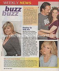 Buzz, Buzz featuring Kim Zimmer