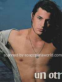 Interview with Diego Serrano (Tomas on the NBC soap opera, Another World)