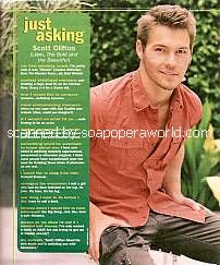 Just Asking with Scott Clifton (Liam on The Bold and The Beautiful)