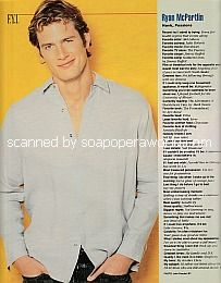 FYI featuring Ryan McPartlin of Passions