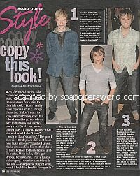 Copy This Look with Van Hansis (Luke on As The World Turns)