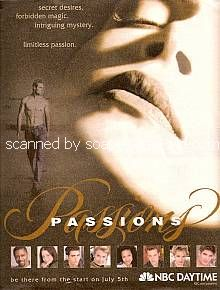 Premiere of Passions