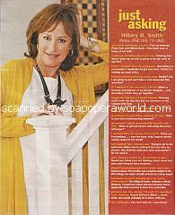 Just Asking with Hillary B. Smith (Nora Buchanan on One Life To Live)
