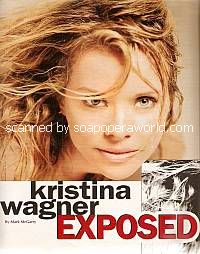 Interview with Kristina Wagner (ex-Felicia, General Hospital)