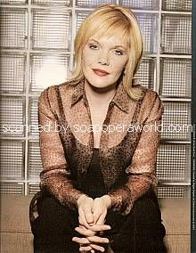 Maura West (Carly, ATWT)