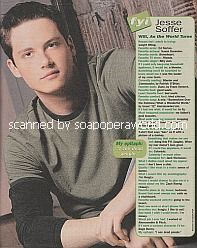 FYI with Jesse Soffer (Will on As The World Turns)