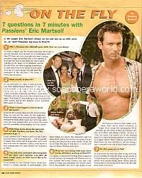 Eric Martsolf (Ethan, PASSIONS)