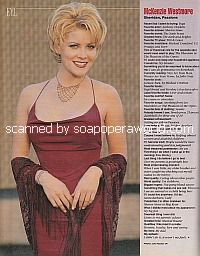 FYI with McKenzie Westmore (Sheridan on Passions)
