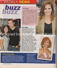 Buzz News featuring Lindsay Hartley & Eric Martsolf