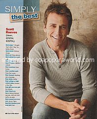 Simply The Best with Scott Reeves (Steven on General Hospital)