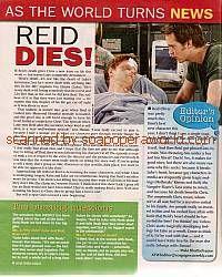ATWT - Reid Dies!