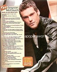 Grayson McCouch (Dusty, ATWT)