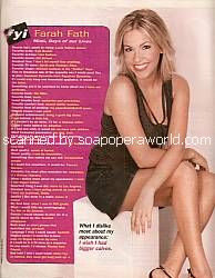 FYI with Farah Fath (Mimi on Days Of Our Lives)