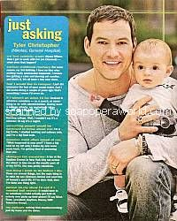 Just Asking With Tyler Christopher (Nikolas Cassadine on General Hospital)